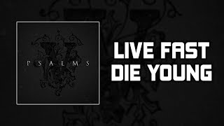 Hollywood Undead - Live Fast Die Young [Lyrics Video]