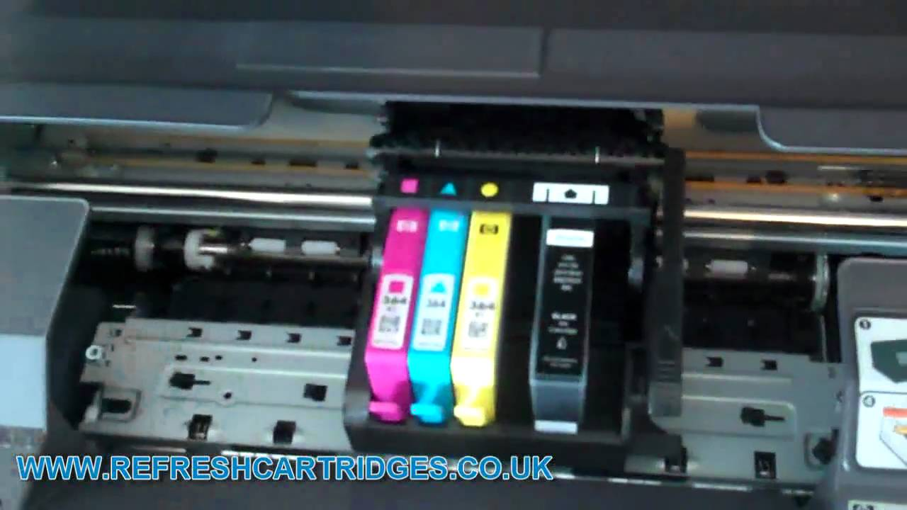 Installing Hp 364xl Amp Hp 920xl Cartridges Without Chip