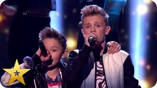 CONFIRMED ACT - Bars and Melody | BGT: The Champions