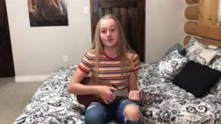 New Years Day- Taylor Swift Cover by Talia Brown