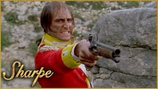 Colonel Brand Betrays A Fellow Soldier | Sharpe