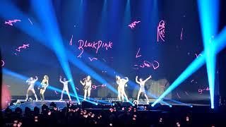 BLACKPINK - Kick It - Manchester Arena May 21st 2019