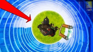The SMALLEST Circle Possible! - Fortnite Battle Royale