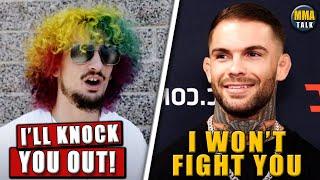 Sean O'Malley FIRES BACK at Cody Garbrandt, Whittaker vs Cannonier at UFC 254, Dana on Conor-Khamzat