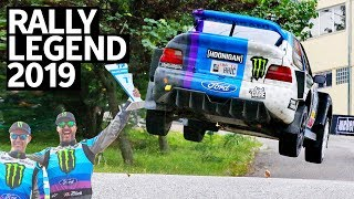 Wildest Rally in the World?? Ken Block WINS at Rallylegend 2019 in San Marino!