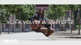 Andrés Suárez - Voy a Volver a Quererte (Lyric Video)