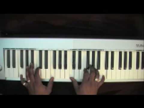 Souled Out - Hezekiah Walker - Piano Tutorial
