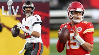 Super Bowl 55 Full Game Highlights | Chiefs vs. Buccaneers (60 FPS)