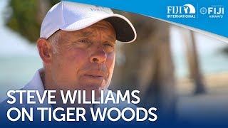Steve Williams: Tiger Woods is probably the greatest player to play the game