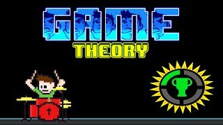 Nirre - Game Theory Theme (Drum Cover) -- The8BitDrummer