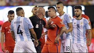 Chile 0 (4) - (2) 0 Argentina | Resumen | Copa América Centenario 2016 | Radio ADN