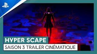 Hyper scape saison 3 :  bande-annonce VF