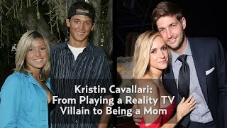 Kristin Cavallari on Laguna Beach: Producers Would 'Text Us What to Say' Plus, She Gives Mom Tips!