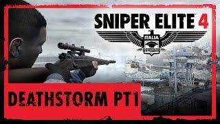 Sniper Elite 4 - Deathstorm Part 1 Megjelenés Trailer