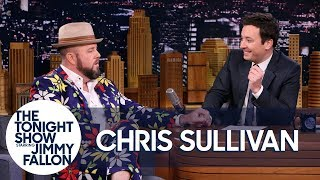 "Chris Sullivan Keeps Trying to Slip the Phrase ""This Is Us"" into the Show"