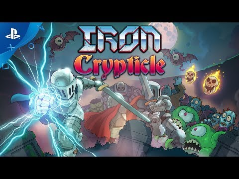 IRON CRYPTICLE Video Screenshot 1