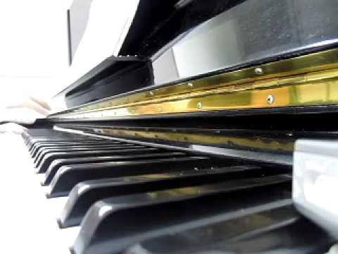 擔心  ( 謝金燕  原唱 )        Piano Cover: Vera Lee