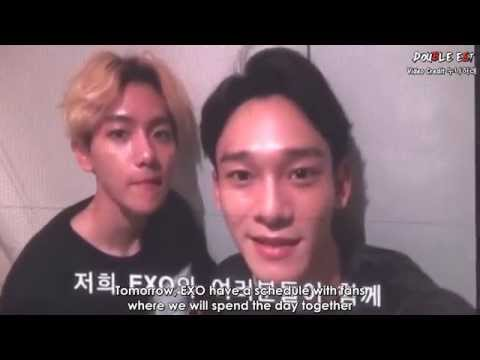 {ENGSUB} 151010 EXO-Love Concert in Dome - VCR