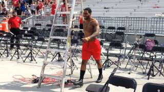 Ohio State fastest student race