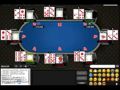 Dalam waktu 3 menit, 20jt Rupiah bisa didapatkan - Pokerkiukiu
