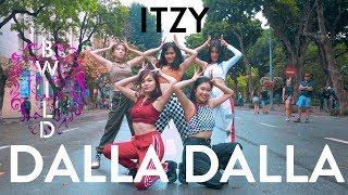 "[KPOP IN PUBLIC CHALLENGE] ITZY(있지) ""달라달라(DALLA DALLA)"" Dance Cover By B-Wild From Vietnam"