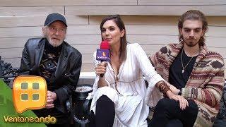 Martha Mariana Castro y su esposo Fernando Luján, fueron fueron despojados de su casa
