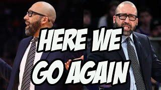 Knicks Fire David Fizdale - What's Next?   NBA News
