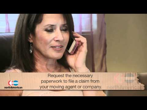Filing a Claim When Movers Misplace or Break Items
