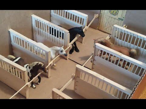 pferdestall schleich selber bauen cool pferdestall fur. Black Bedroom Furniture Sets. Home Design Ideas