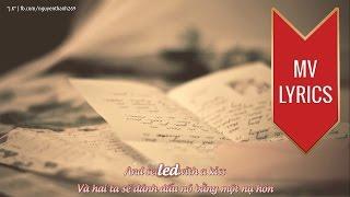 Sealed With A Kiss | Jason Donovan | Lyrics [Kara + Vietsub HD]