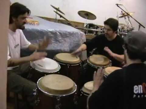 Bateröz Drumfest 2006. Parte 2 de 5. EnClave Percusión.