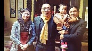 Góc khuất gia đình Nhà báo Lại Văn Sâm ít người biết - Lại Văn Sâm nghỉ hưu