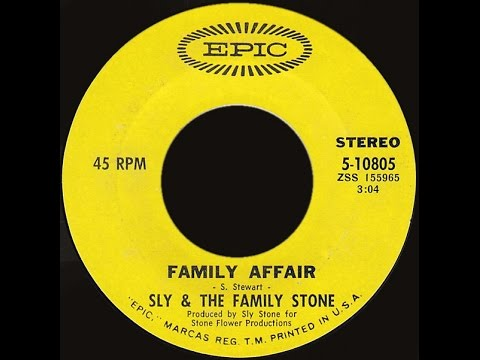 Family Affair (Single Version)