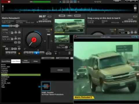 Vídeo Aula Ensinando a Editar Vídeos no Virtual Dj (Versão 6.0.1 Pro).