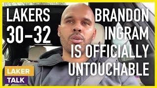 Brandon Ingram is Officially Untouchable