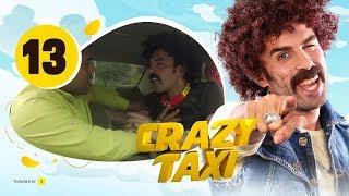 Crazy Taxi HD    😂😂 كريزى تاكسي الحلقة الثالثة عشر   مرض الكلاب