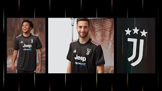 THE 2021/22 JUVENTUS AWAY JERSEY IS HERE! | Adidas