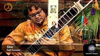 Rajib Karmakar - Trio Sringara Raga Madhuvanti