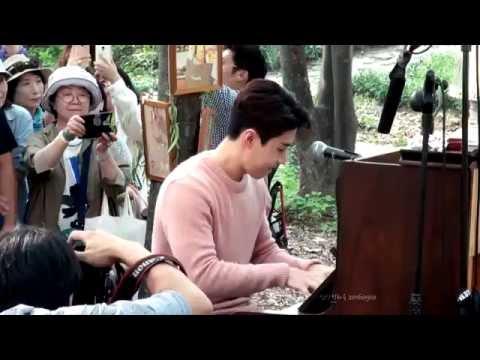 [fancam] 160910 헨리_ 플레이그린페스티벌_ 피아노연주 (henry lau)