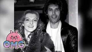 Why did Freddie Mercury leave his fortune to a woman?
