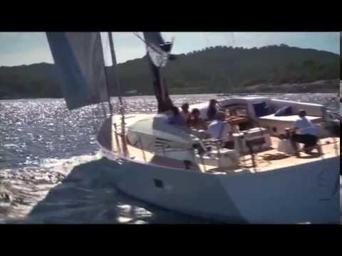 CNB 76 Luxury Sailing Yacht
