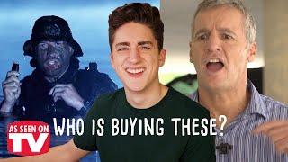 The Weirdest Commercials On TV