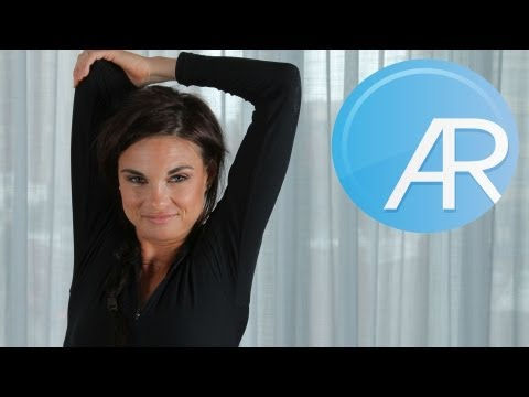 4 MINUTE MORNING ENERGIZER WORKOUT with Amanda Russell