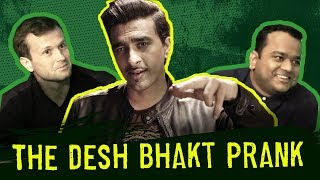 Varun Thakur   Very Pretty Amazing Game Show   The Desh Bhakt Prank