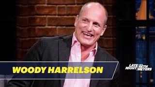 Woody Harrelson Had a Bizarre Dinner with Trump, Melania and Jesse Ventura