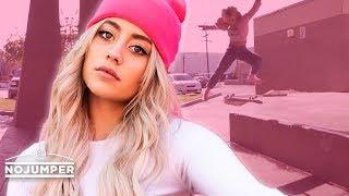 Meet Skate Moss: The Coolest Skater Girl in LA