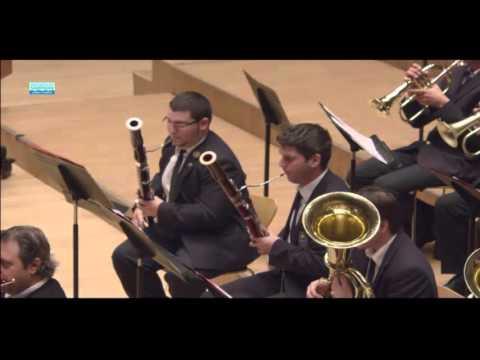 UNIÓN MUSICAL DE XERACO, 'La venta de los gatos (intermedio)', de José Serrano