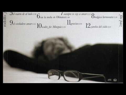 Rodolfo - Fito Páez - Álbum completo - 2007 - Disco completo
