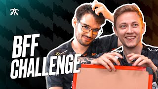 BFF Challenge - Rekkles & Hylissang | This or That