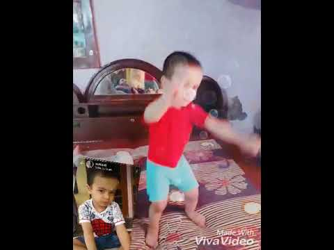 Funny Dance by Cute Baby